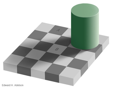 Checker Shadow